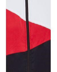 Alala Multicolor Arcs Reversible Bomber Jacket