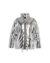 N°21 Metallic Gabrielle Sport Jacket