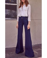 Alexis Blue Ferris High Waisted Jeans