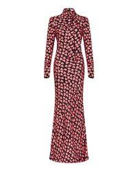 Rebecca Vallance Red Hotel Beau Gown