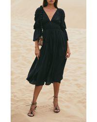 Cult Gaia Black Anysia Dress