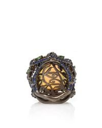 Lydia Courteille | White Opal Ring | Lyst