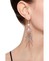 Hanut Singh - Multicolor Khalisi Covet Earrings - Lyst