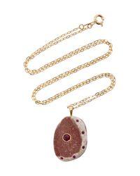 CVC Stones | Pink Habibi Necklace | Lyst