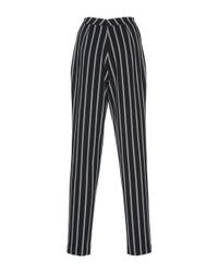 Rahul Mishra - Multicolor Striped High Waist Trousers - Lyst