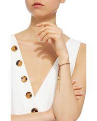 Carolina Bucci - Lucky Red Bracelet - Lyst