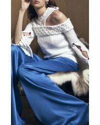 Hellessy - White Johannes Cotton Top - Lyst