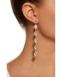 Jamie Wolf | Green M'o Exclusive Mosaic Hexagon Long Drop Earring | Lyst