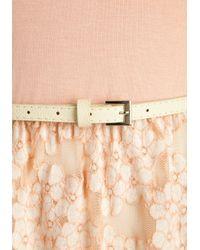 Gilli - Pink Georgetown Jaunt Dress - Lyst
