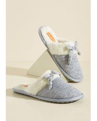 Rocket Dog | Gray From The Get-cocoa Slipper | Lyst