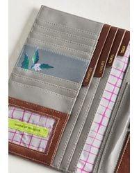 Disaster Designs - Blue Let's Get Realism Travel Wallet - Lyst