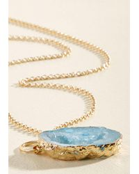 c.A.K.e. By Ali Khan | Blue Impressive Finesse Necklace | Lyst