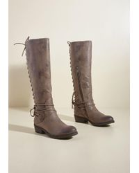 Very Volatile | Brown A Kindred Stroll Boot | Lyst