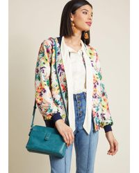 ModCloth Multicolor Uptown Energy Crossbody Bag
