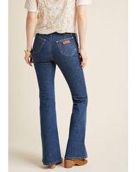 Wrangler Blue X Mc Flared Finesse Jeans
