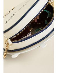 Betsey Johnson Multicolor Seas The Day Crossbody Bag By From Modcloth
