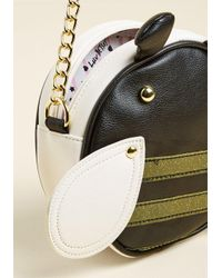 Betsey Johnson Multicolor Buzzy Signal Bag By From Modcloth