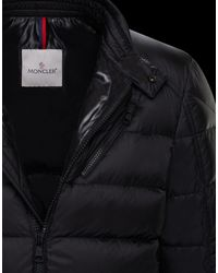 Moncler Black Brel Winter Jacket for men