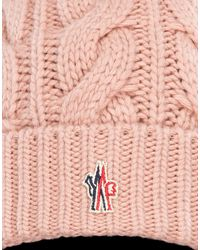 CAPPELLO di Moncler Grenoble in Pink