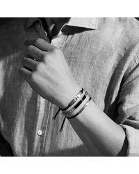 Monica Vinader - Green Havana Men's Friendship Bracelet for Men - Lyst