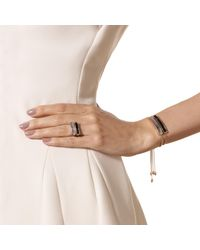 Monica Vinader Black Baja Bracelet