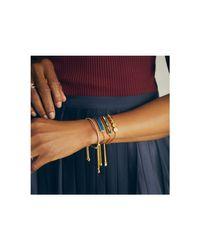 Monica Vinader Multicolor Baja Facet Bracelet