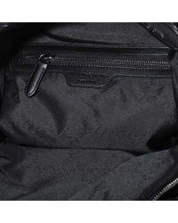 Stella McCartney - Black Falabella All Over Stars Backpack - Lyst