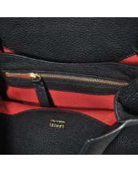 Lancel - Black Pia Crossbody Bag - Lyst
