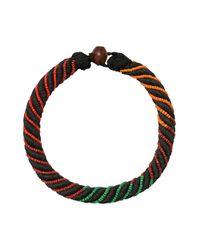 Aurelie Bidermann - Multicolor Maya Necklace - Lyst