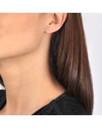 Vanrycke Metallic Medellin Earrings In Gold And Diamonds