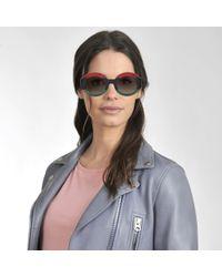 Gucci Multicolor Sunglasses GG0084S-001