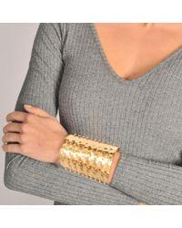 Sylvia Toledano | Metallic Massai Gold Cuff | Lyst