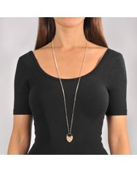 Ginette NY - Metallic Providence Necklace - Lyst