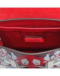 Furla - Red Metropolis Mini Crossbody Bag In Toni Ruby Ares Leather - Lyst