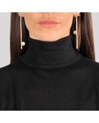 Joanna Laura Constantine - Multicolor Rock Chic Ear-jacket Earrings - Lyst