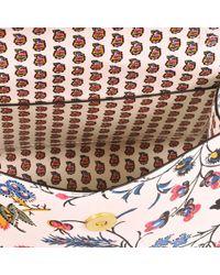 Tory Burch Multicolor Sadie Rug Shoulder Bag
