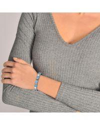 Valentino Multicolor Rockstud Small Bracelet
