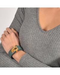 Valentino - Multicolor B Rockstud Small Bracelet - Lyst