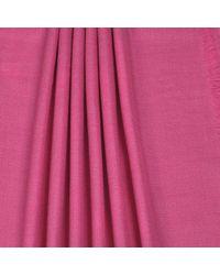 Eric Bompard - Voile De Cachemire Stole In Pink Romance Cashmere - Lyst