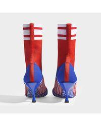 Bottines stretch Lori Dolce & Gabbana en coloris Red