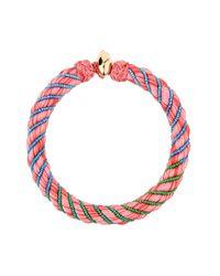Aurelie Bidermann | Red Maya 20 Mm Necklace | Lyst