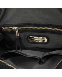 Vanessa Bruno - Black Aimé Lune Shoulder Bag - Lyst