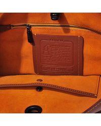 COACH | Brown Duffle Bag In Glovetan Leather | Lyst
