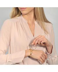 Charlotte Chesnais | Metallic Three Lovers Bracelet | Lyst