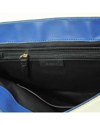 DKNY | Blue Greenwich Messenger Bag | Lyst