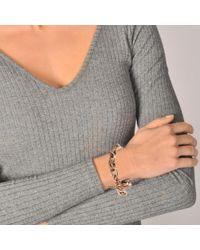 MICHAEL Michael Kors - Brown Armband Blush Tortoise - Lyst