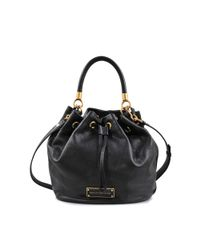 Marc By Marc Jacobs | Black Too Hot To Handle Drawstring Bag | Lyst