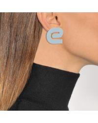 Uncommon Matters - Blue E-minor Earrings - Lyst