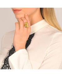 Aurelie Bidermann - Multicolor Melina Ring - Lyst