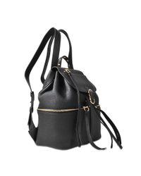 Ferragamo - Black Carol Backpack - Lyst